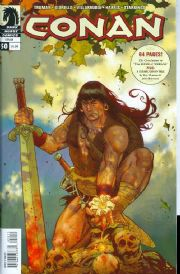 Conan #50 Double Size Dark Horse Comics US Import